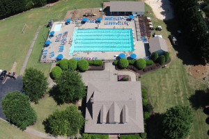 Front Pool and Clubhouse